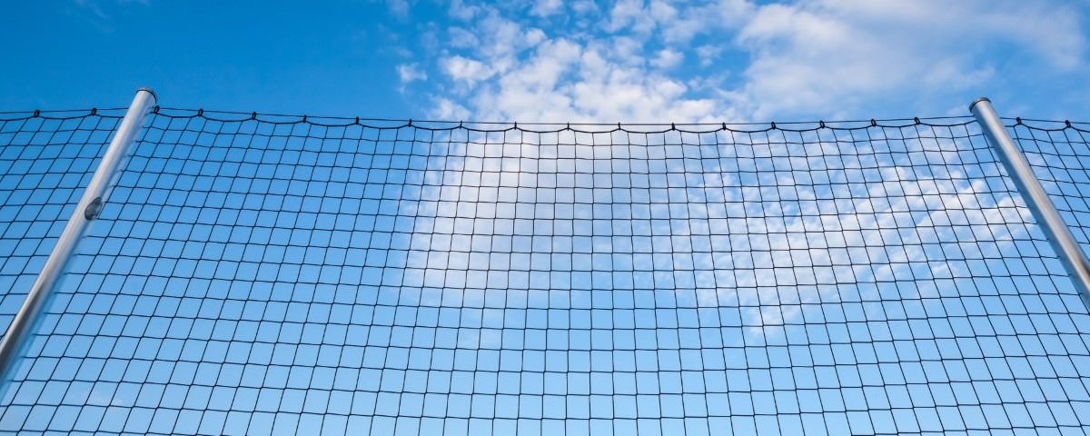 Ball Stop Fencing Netting