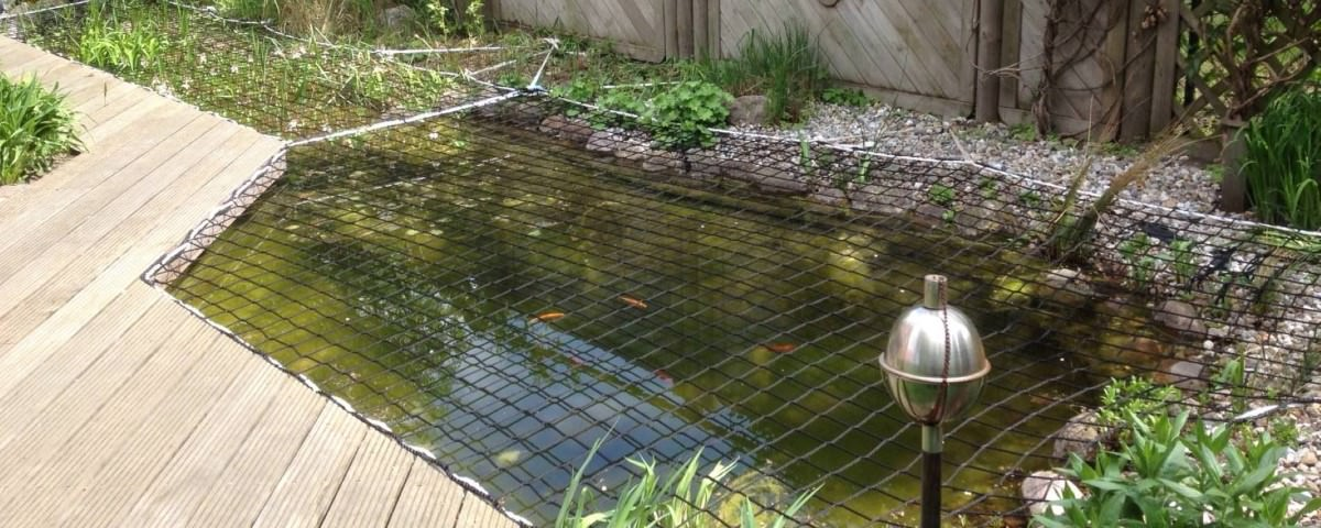 Pond Cover Nets