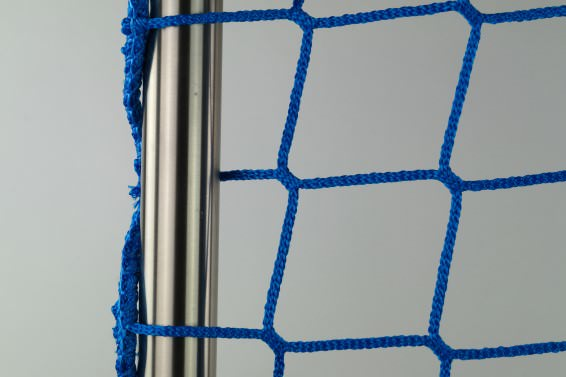 Guardrail Nets on Supporting Structure