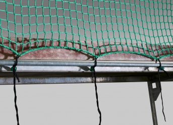 Guardrail Net 2.00 x 10.00 m with Isilink Clips